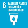 Sauberes Wasser und Sanitäreinrichtungen