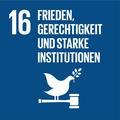 Frieden, Gerechtigkeit und starke Institutionen
